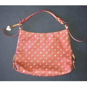 🔥RARE🔥Vintage Dooney & Bourke Bag